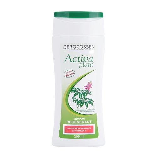 Activa Plant Sampon Regenerant 200ml Gerocossen