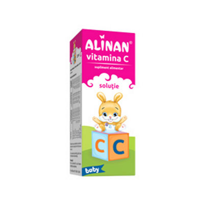 Fiterman Alinan Vitamina C Kids 20ml