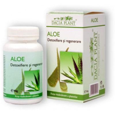 Aloe 60 cpr Dacia Plant