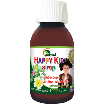 Ayurmed Happy Kid sirop 100ml
