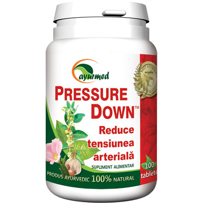 Ayurmed Pressure Down 50tbl