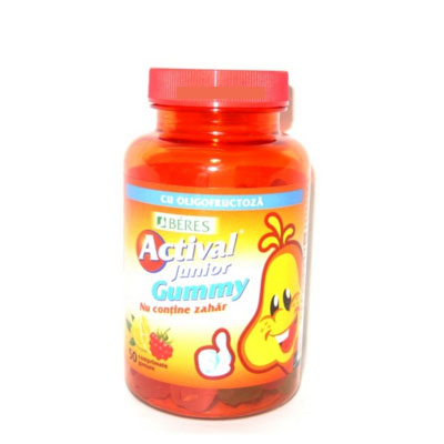 Beres Actival Junior gummy x 50 cpr