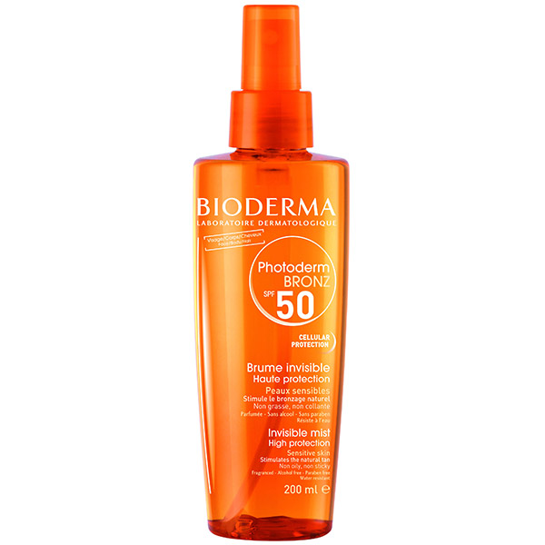 Bioderma Photoderm Bronz Brume SPF50+ 200ml