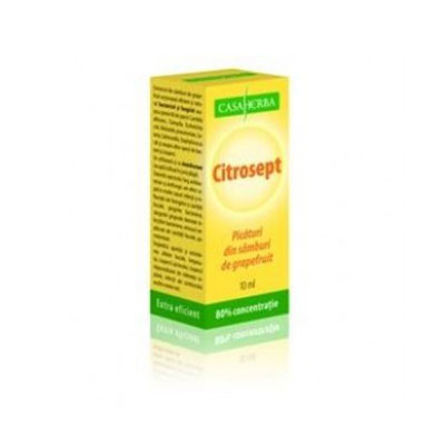 Casa Herba Citrosept Samburi Grapefruit 10ml