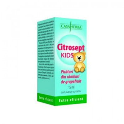 Casa Herba Citrosept Samburi Grapefruit Kids 15ml