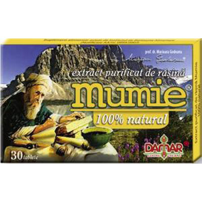 Damar Extract Mumie 30 tablete