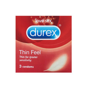 Durex Feel Thin prezervative 3 bucati