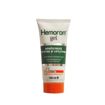 FarmaClass Hemoron gel 100ml
