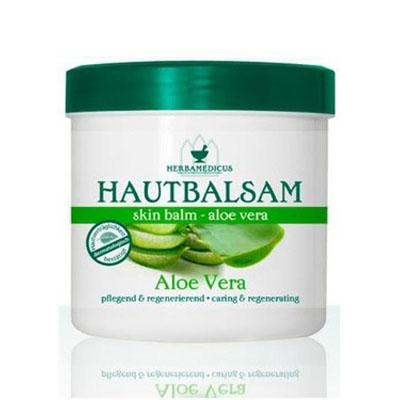 Herbamedicus Balsam cu extract de aloe vera 250ml