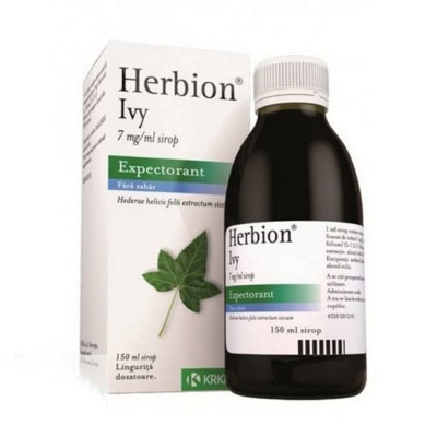 Herbion Ivy 7mg/ml sirop 150ml