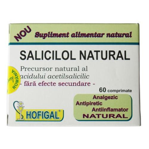 Hofigal Salicilol Natural 60cpr