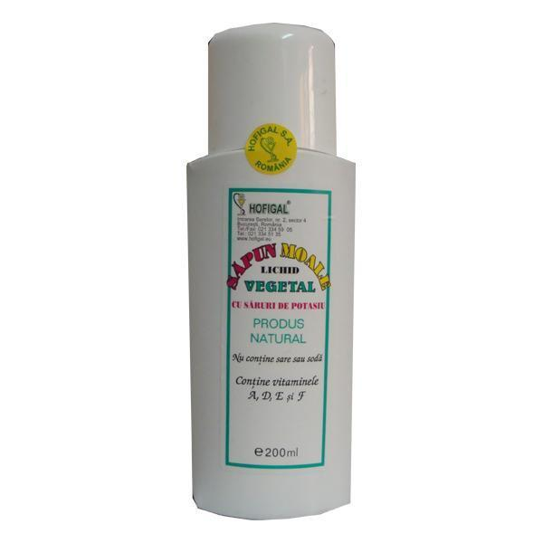 Hofigal Sapun Moale Vegetal 200ml