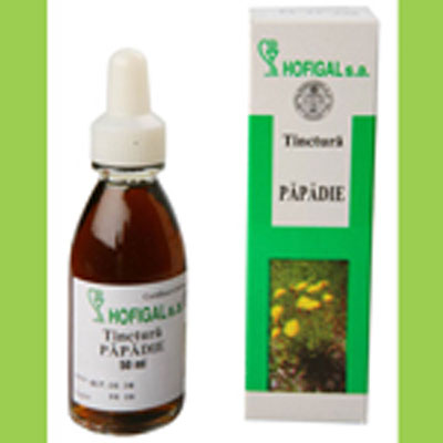 Hofigal Tinctura de Papadie 50ml