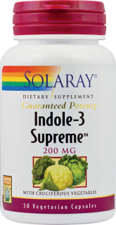 Solaray Indole-3 Supreme