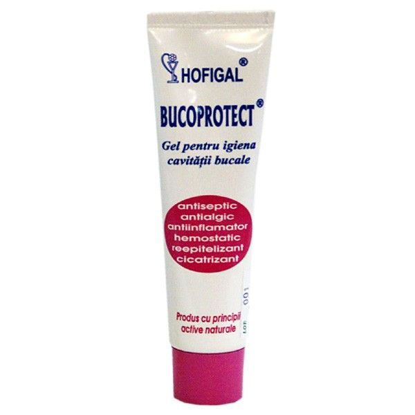 Hofigal Bucoprotect Gel 50ml