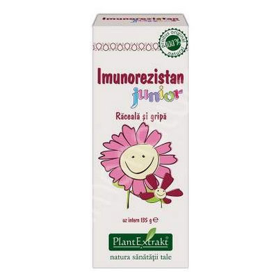 PlantExtract Imunorezistan junior 135gr