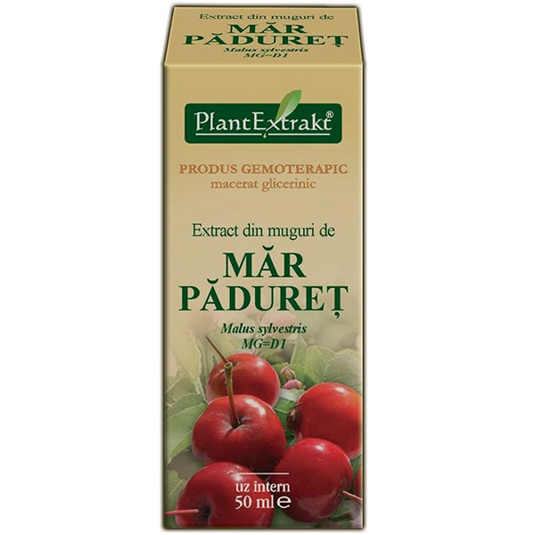 PlantExtract Extract din muguri de mar paduret 50 ml
