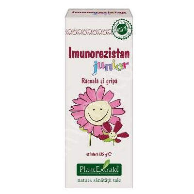 PlantExtract Imunogrip Junior 135gr