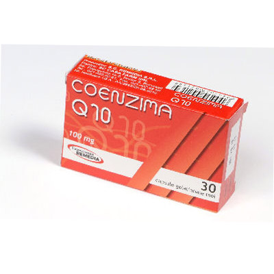Remedia Coenzima Q10 100mg