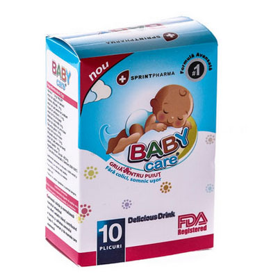 Sprint Baby Care 10pl
