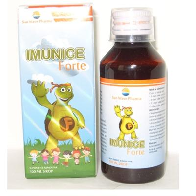 Sun Wave Pharma Imumice Forte Sirop 100ml