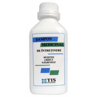 Tis Sampon Medicinal de Intretinere 110ml