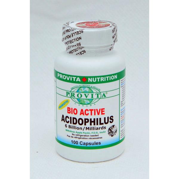Acidofilus 100 CPS Provita