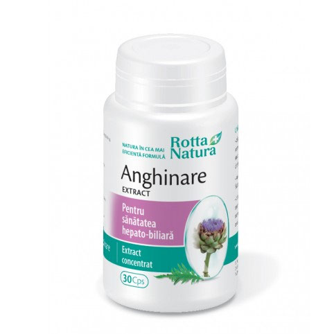 Rotta Natura Anghinare extract 30 cps.