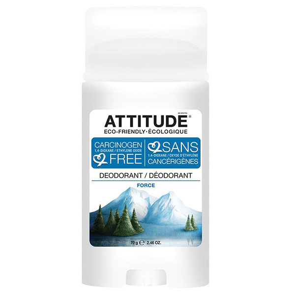 Attitude Deodorant Force barbati 70g