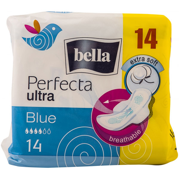 Bella Perfecta ultra Blue absorbant