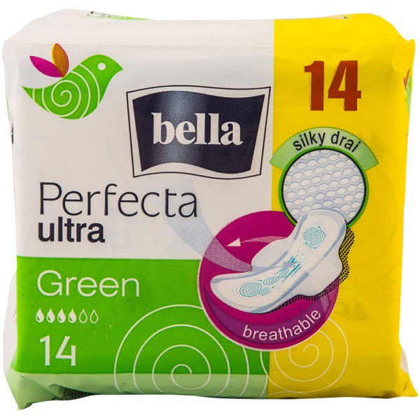 Bella Perfecta ultra Green absorbant