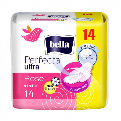 Bella Perfecta ultra Rose absorbant