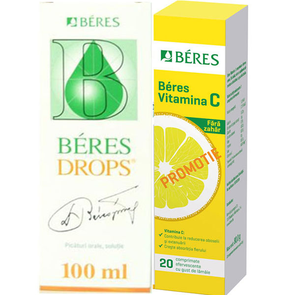 Beres Drops 100ml + VitaminaC