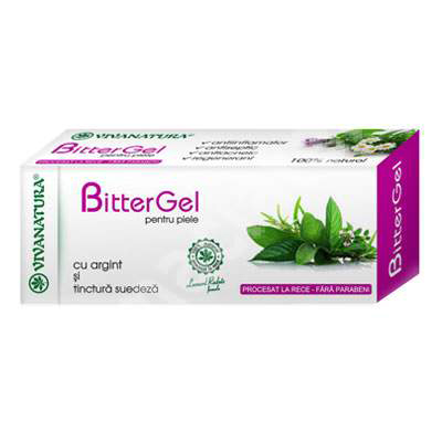 Vivanatura BITTER GEL 20 ML