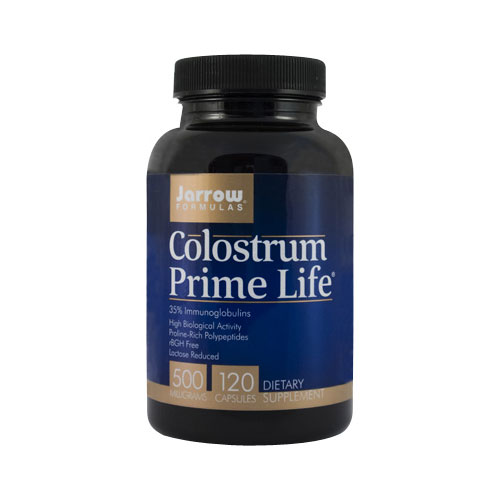 Jarrow Colostrum Prime Life 500mg 120CPS