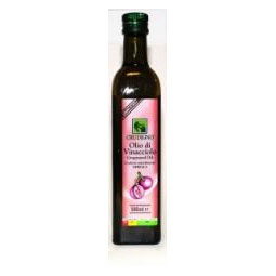 Crudigno Ulei conventional din samburi de struguri 500 ml