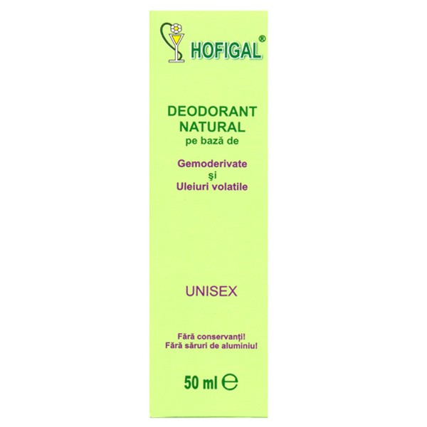 Hofigal Deodorant Natural 50ml