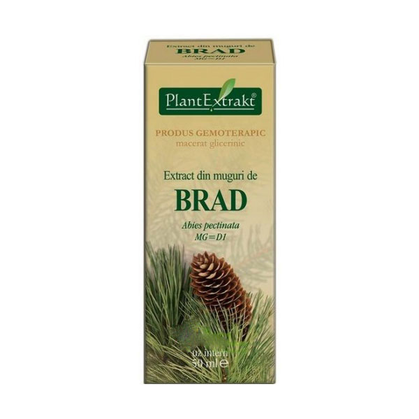 PlantExtract Extract din muguri de brad 50ml