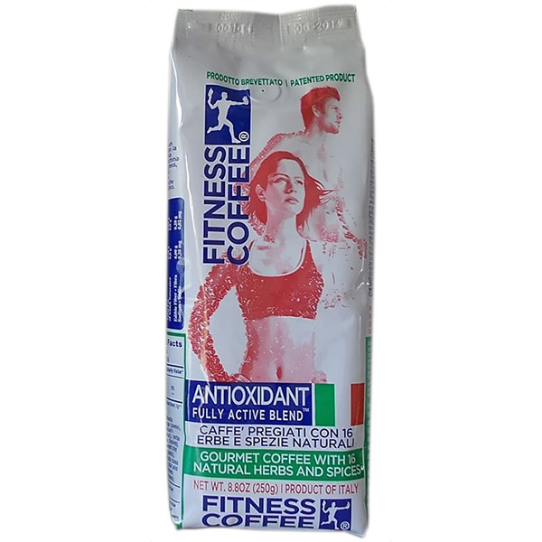 Fitness Coffee Cafea Antioxidant 250g