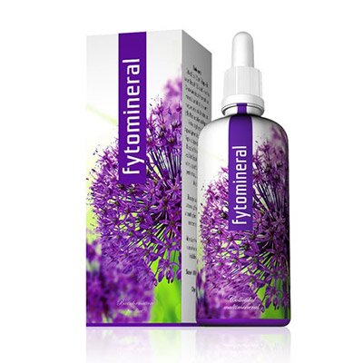 Lignum Fytomineral 100ml