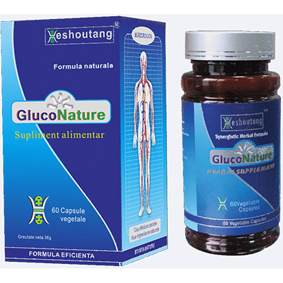 Gluconature 60 capsule