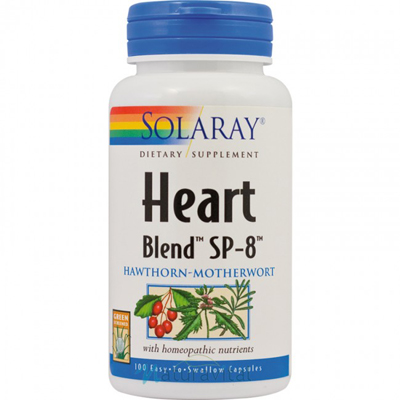 Solaray Heart Blend SP-8