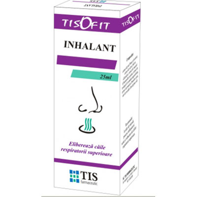 Tis Inhalant 25ml