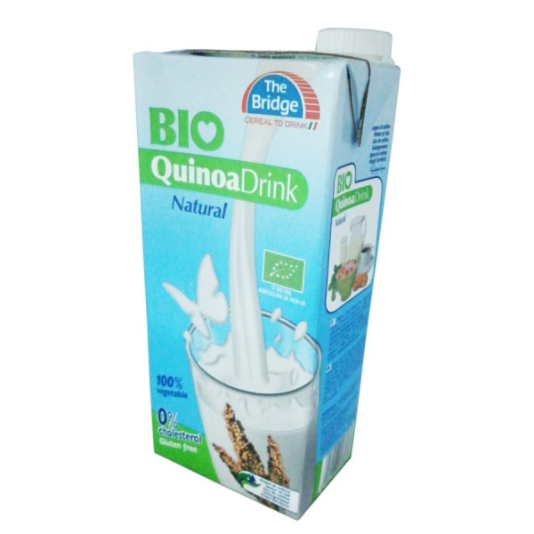 Lapte BIO de Quinoa 1Litru The Bridge