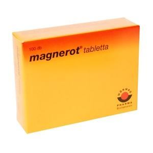 Magnerot 500mg 100cpr