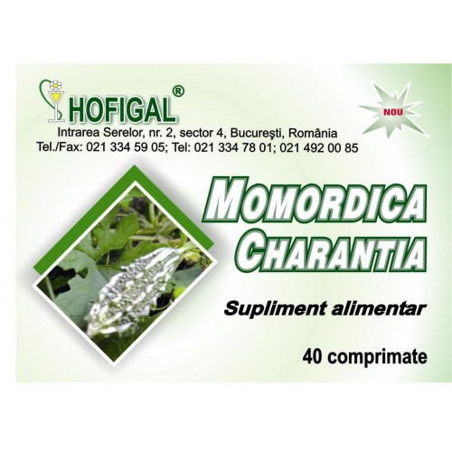 Hofigal Momordica 40cps