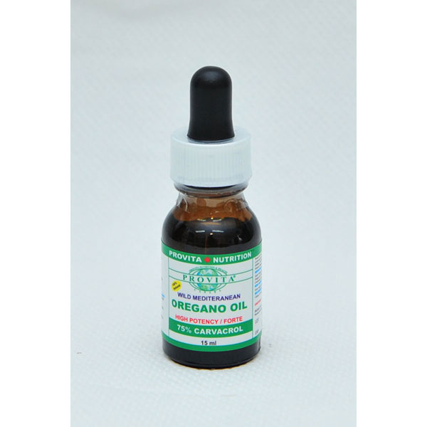 Provita Oregano Oil (Ulei de Oregano) 15ml