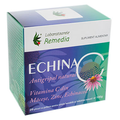 Remedia Echina-C 1000mg 20dz