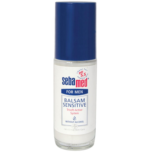 Sebamed Men Sensitive balsam deodorant roll-on 50ml