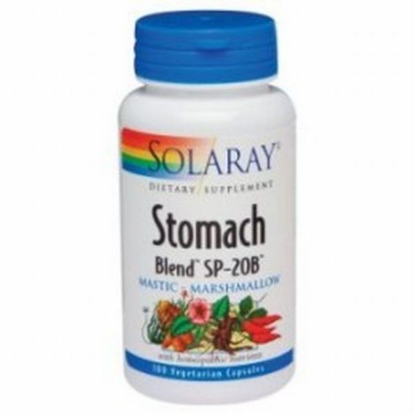 Solaray Stomach Blend 100cps